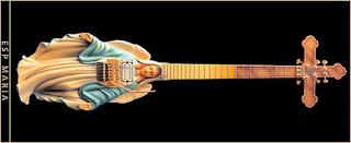 guitarra religiosa