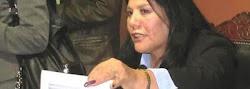 Norma Piérola ya se encuentra en EEUU para denunciar ante la OEA