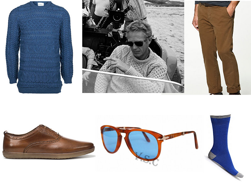 Steve Mcqueen Cable Sweater 41