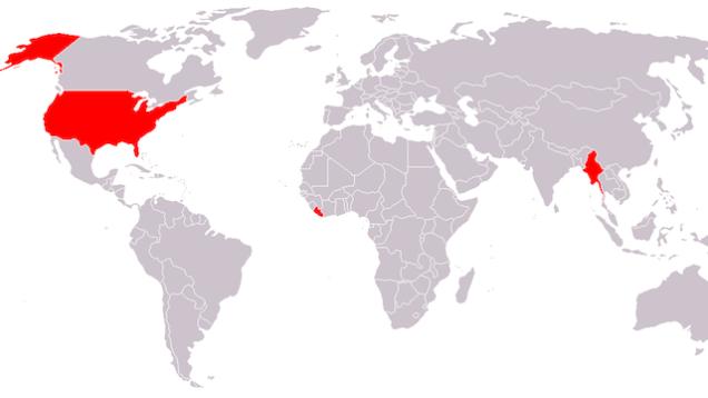 Countries%2BThat%2BDo%2BNot%2BUse%2Bthe%