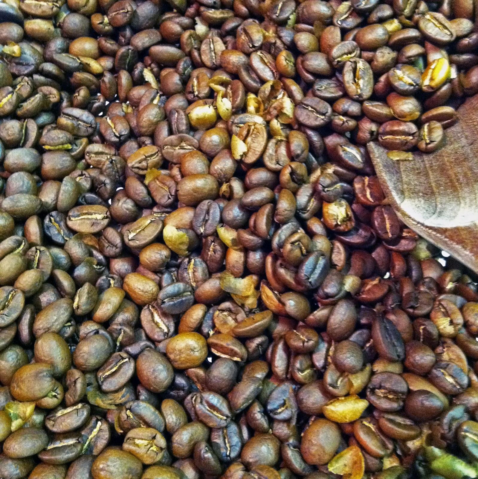 Home Roasting Coffee ~ Home roasted coffee clean plate club oak