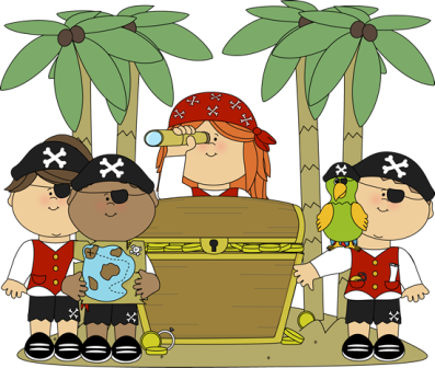 Kid Friendly Pirate Pictures