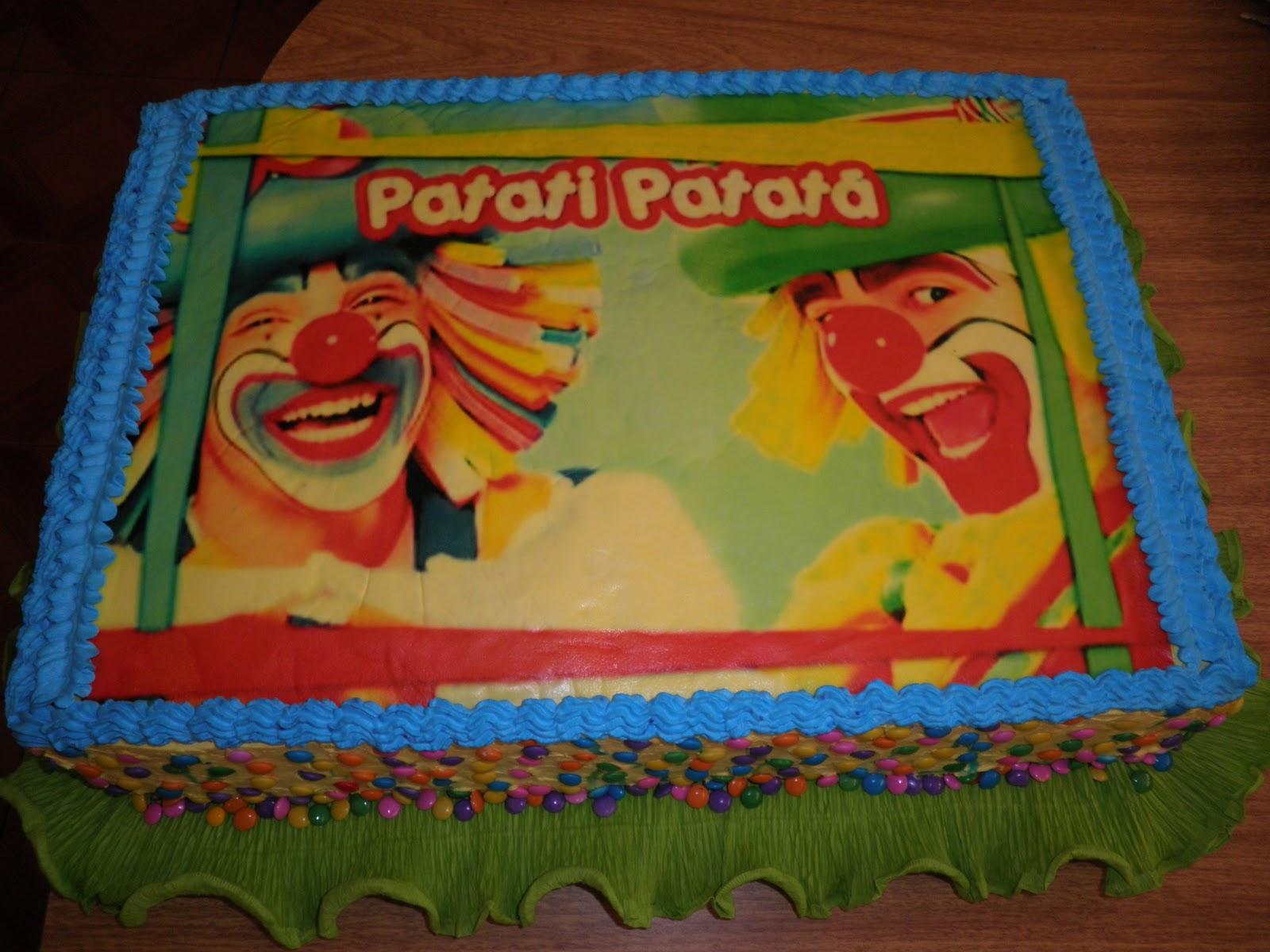 Terca Feira 11 De Outubro De 2011 Bolo Patati Patata