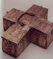 relikwiarz Paschalisa I, 817-824