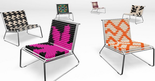 Art d co fauteuils et chaise de jardin plage salon original - Chaises et fauteuils de jardin ...