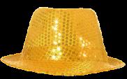 Chapéu amarelo png