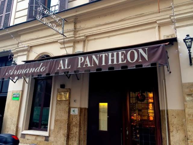 Armando al Pantheon // Rome