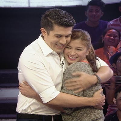 Angel Locsin Plays on Minute to Win It Finale
