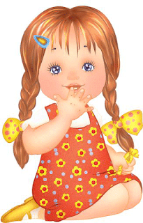 Muñeca pelirroja con trenzas