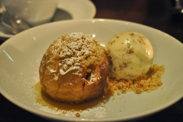 Reform+Social+and+Grill+Marylebone+London+review+apple+crumble