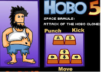 Hobo 5 Space Brawls: Attack of the Hobo Clones password cheats