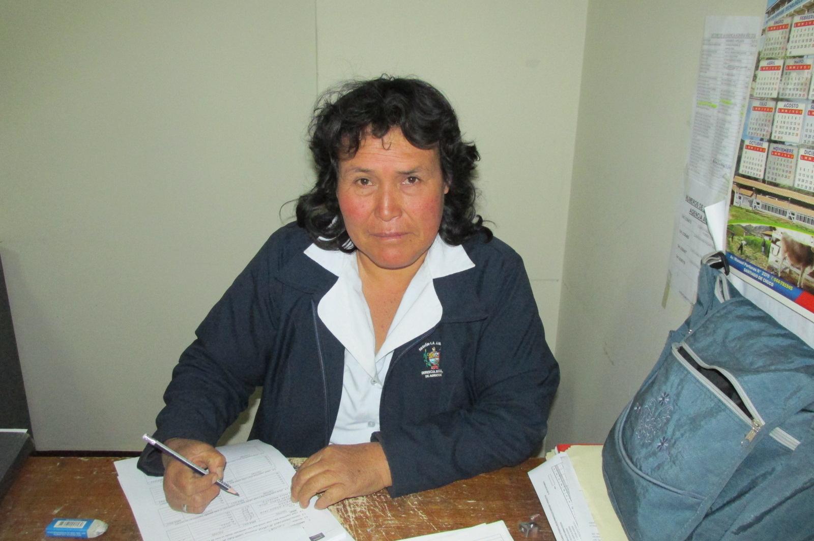 Personal de Apoyo en Información Agraria