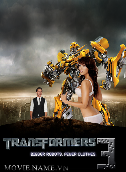 Transformers 3: Dark of the Moon 2011 DVDRip XviD, ro bot dai chien 3,