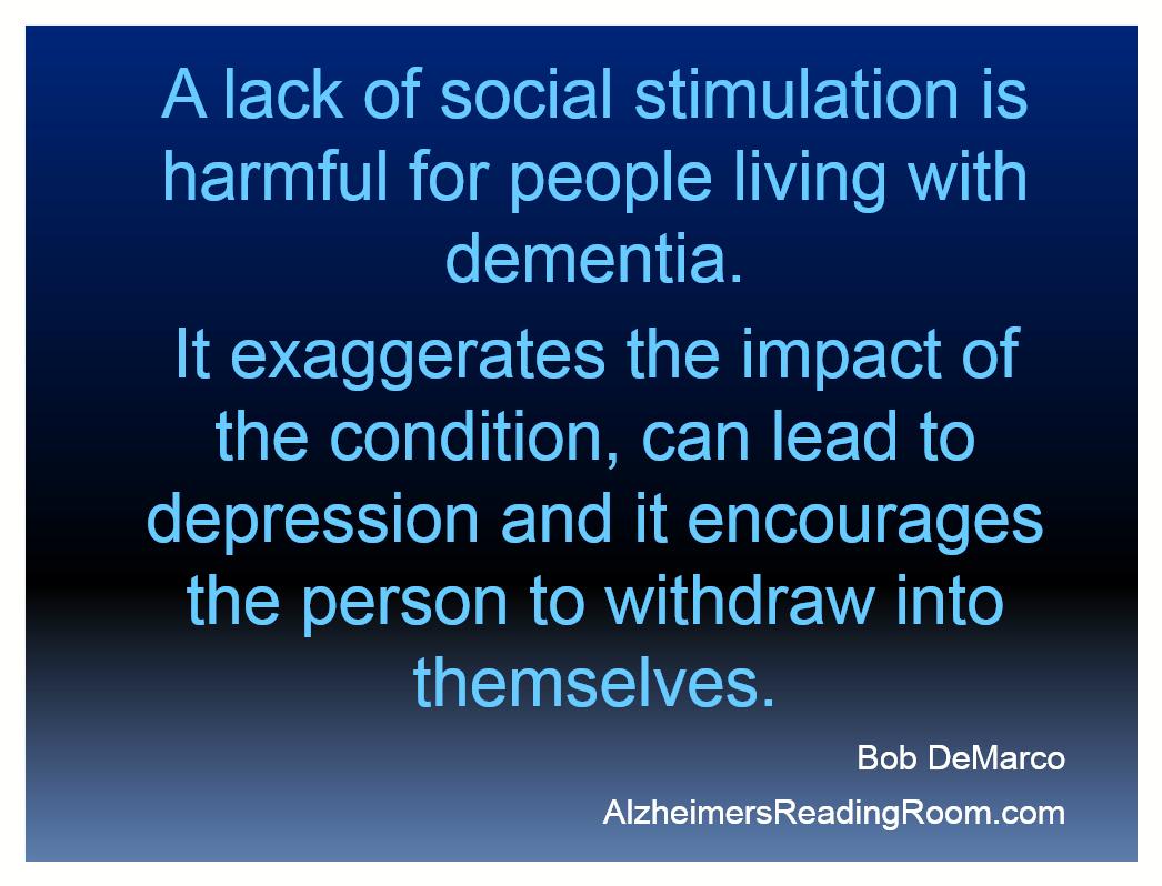 3 Quotes For Alzheimer S Caregivers Alzheimer S Reading Room