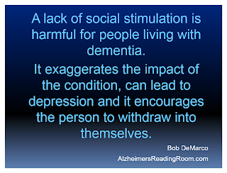 3 Quotes for Alzheimer's Caregivers