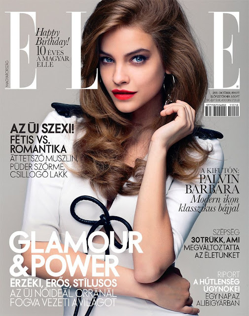 Elle Hungry October 2011 Barbara Palvin Cover Drunk Teen (18+) Enjoys Pussy And Anal Penetration In Amateur Sex Video
