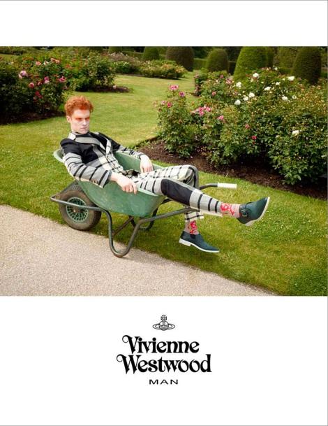 Vivienne Westwood 2013 Man Campaign by Jack Pierson