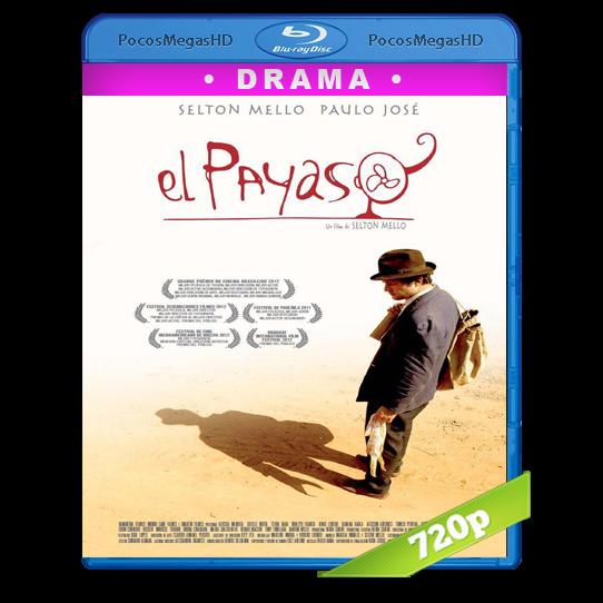 El payaso (2011) BrRip 720p Castellano/Portugués AC3+subs