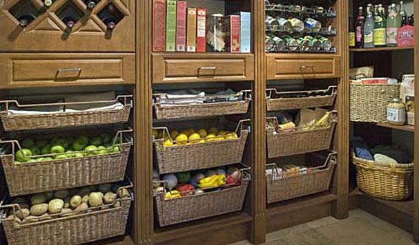 diy hub organized pantry ideas