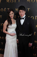 Maricar Reyes and Richard Poon