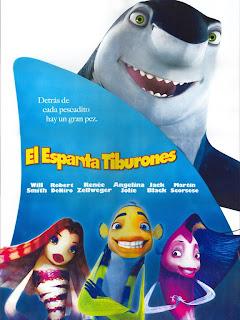 Ver Online: El Espantatiburones (Shark Tale) 2004