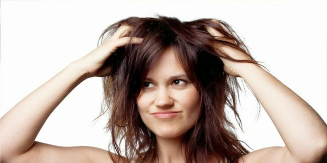 Cara Mengatasi Rambut Berminyak Women Online Magazine