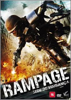 Download - Rampage - Sede de Vingança - DVDRip - AVI - Dublado