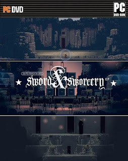 Superbrothers Sword and Sworcery EP (cover)