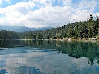 Lake Cauma Switzerland