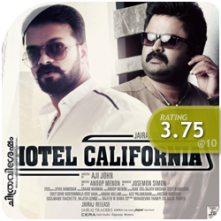 Hotel California: Chithravishesham Rating [3.75/10]
