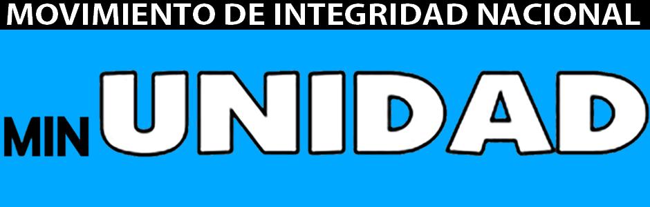 Movimiento de Integridad Nacional MIN UNIDAD