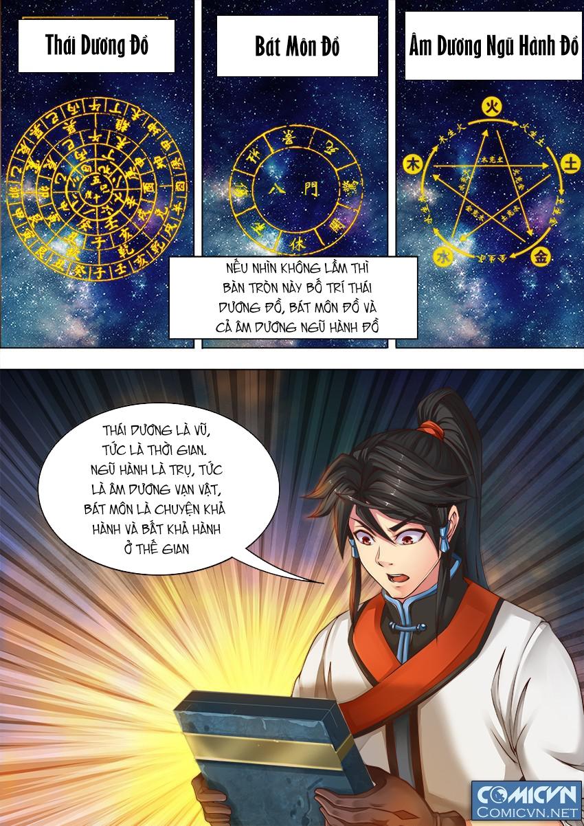 Đường Ẩn Chap 13 - Next Chap 14