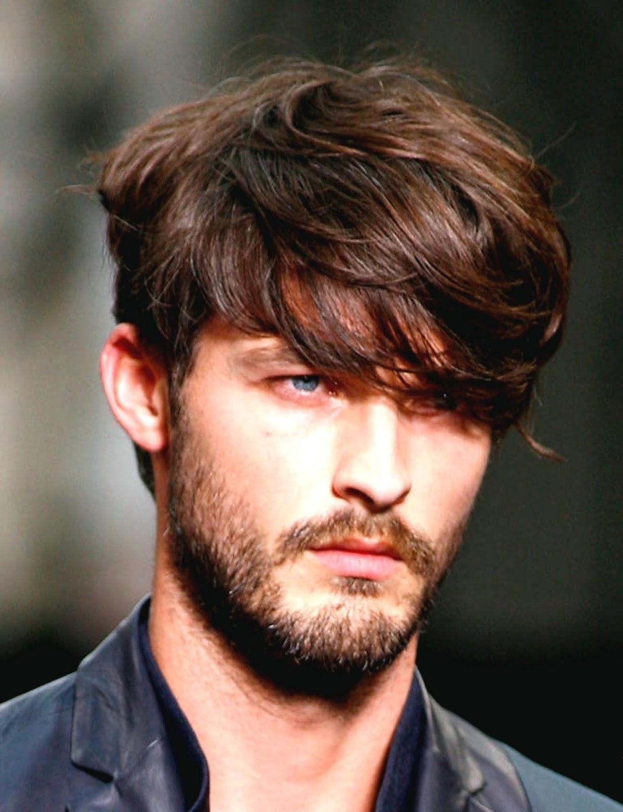Фото длина волос прически для мужчин