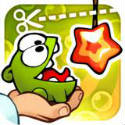 Cut The Rope: Experiments Icon Logo