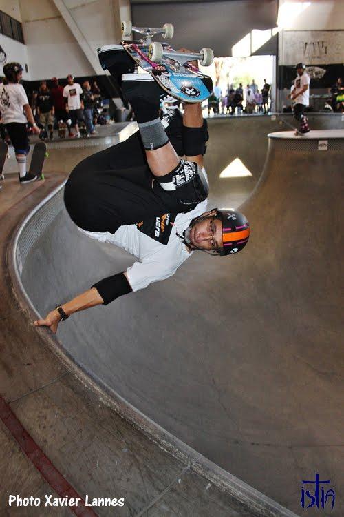 Eddie Elguera, Vans Skatepark
