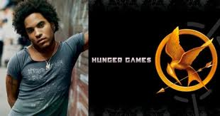 Lenny Kravitz and The Hunger Games!