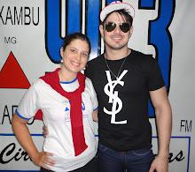Gabriel Gava na Circuito das Águas FM em 30/04/13
