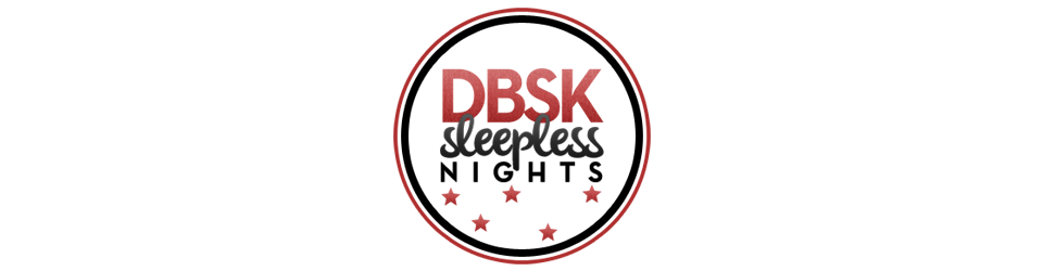 DBSK Sleepless Nights  (TVXQ/DBSK/Tohoshinki/東方神起/동방신기/JYJ)