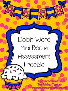 https://www.teacherspayteachers.com/Product/Dolch-Word-Mini-Books-Assessment-Freebie-1909541
