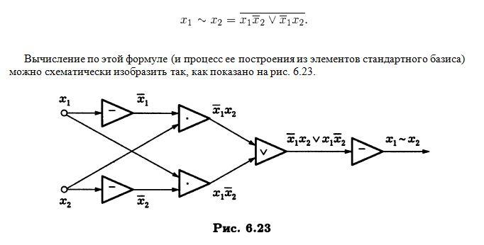Схемы из функциональных