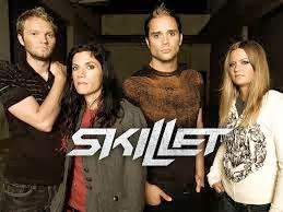 Skillet Announce UK release for New Album Rise and UK tour dates