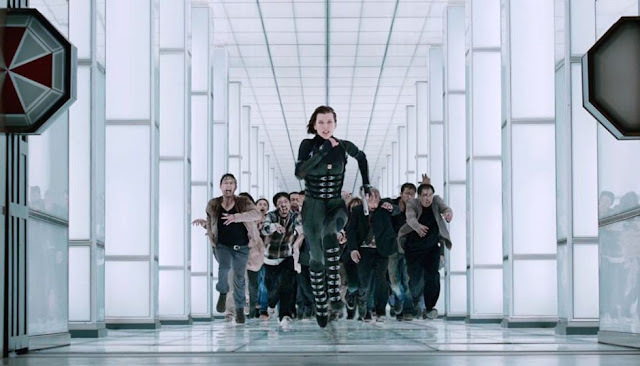 Resident Evil: Retribution (2012) Movie Review