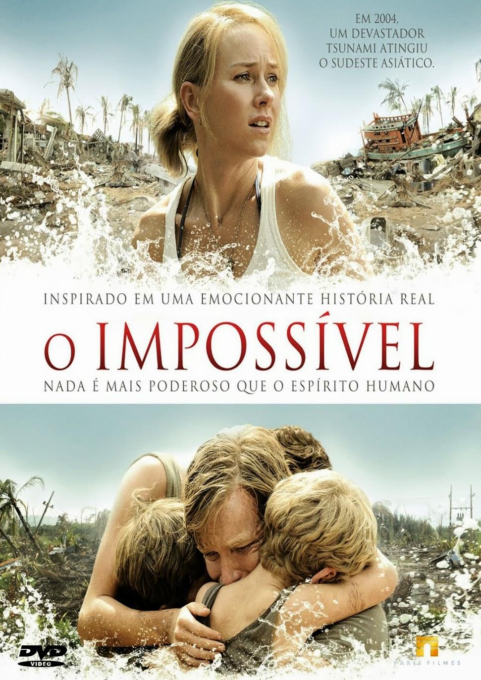 O Impossível – Dublado (2012)