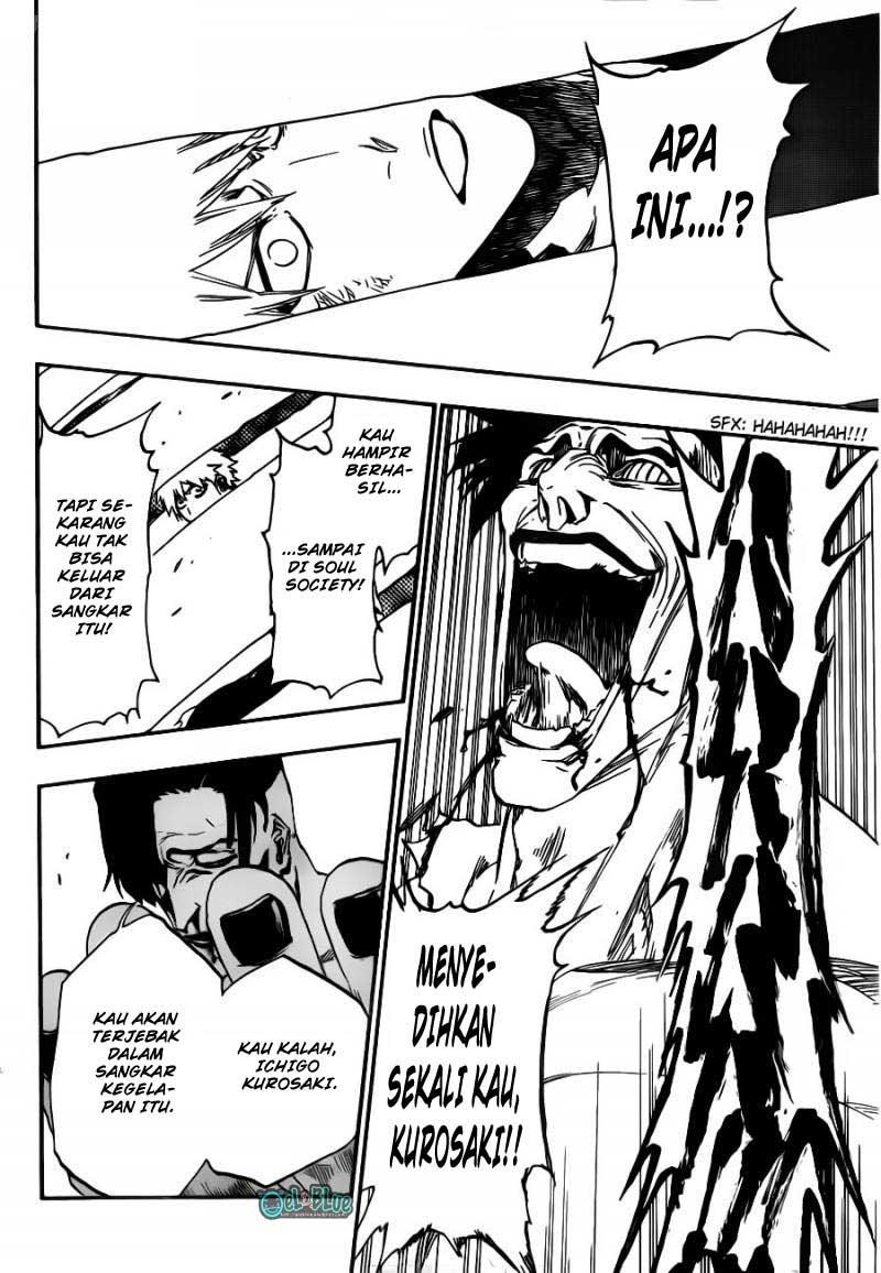manga bleach 499 page 17