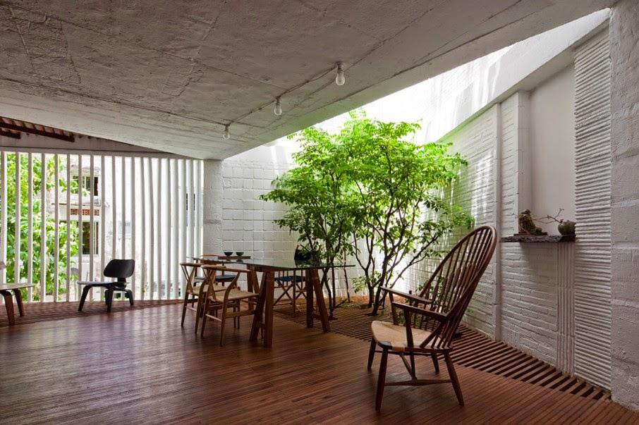 Desain Taman Dalam Rumah
