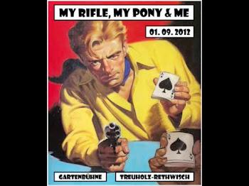 My Rifle, My Pony and Me: Hang Me, Oh Hang Me (YouTube-Video, 2014)