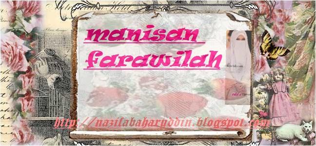 manisan فراولة