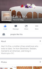 Eve's Fika on Facebook