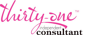 I'm a Thirty-One Consultant :-)