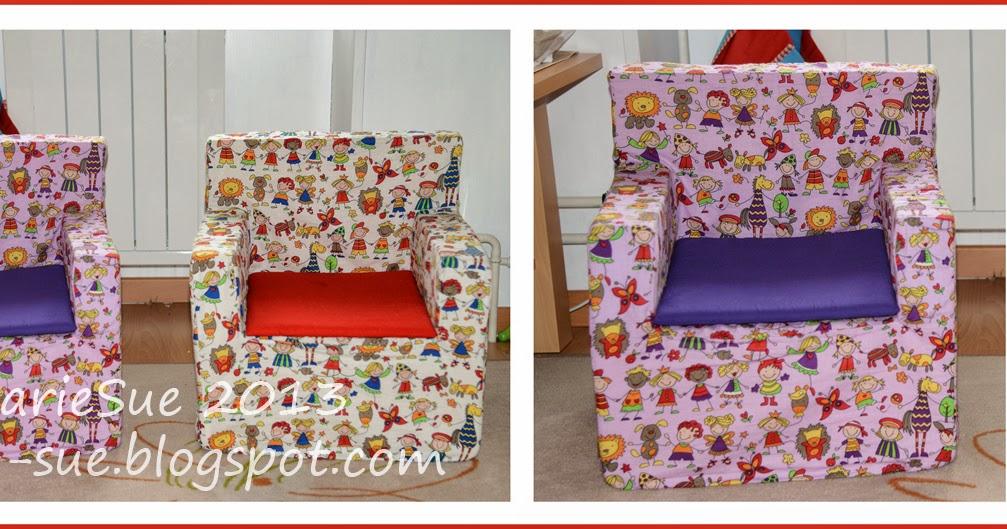 mariesue berzug f r kindersessel n hen. Black Bedroom Furniture Sets. Home Design Ideas